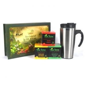 טעימה טעים ובריא - מארז אגדת תה