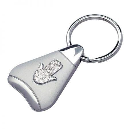מחזיק מפתחות חמסה משולש