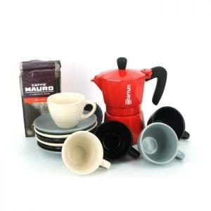 מארז קפה - מקינטה כוסות וחבילת קפה