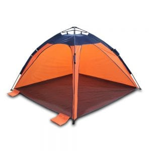 אוהל חוף משפחתי ענק