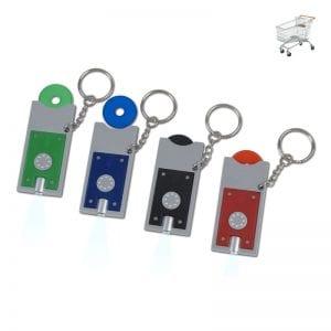 מחזיק מפתחות לעגלת קניות