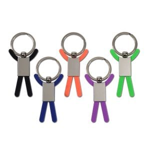 מחזיק מפתחות ילדים שמחים