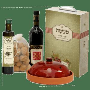 מארז לפסח - חג טעים ובריא