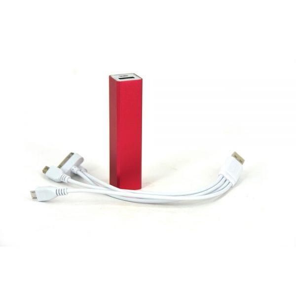 סוללת גיבוי עם חיבור USB