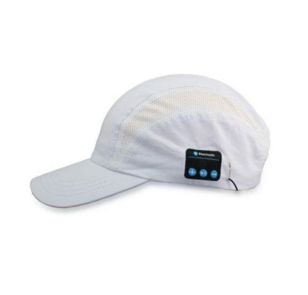 כובע בלוטוס עם אוזניות