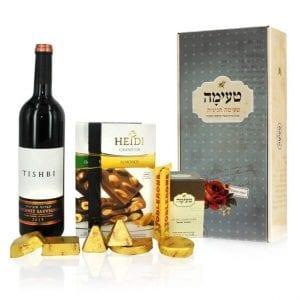 טעימה חגיגית - חבילת שי זהב