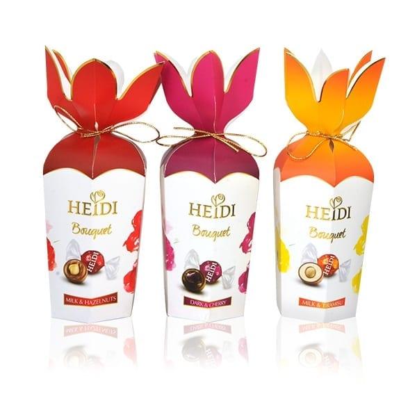 טעימה חגיגית - מארז שי שלישיית HEIDI