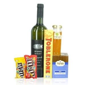 טעימה חגיגית - מארז שי דבש ושוקולד