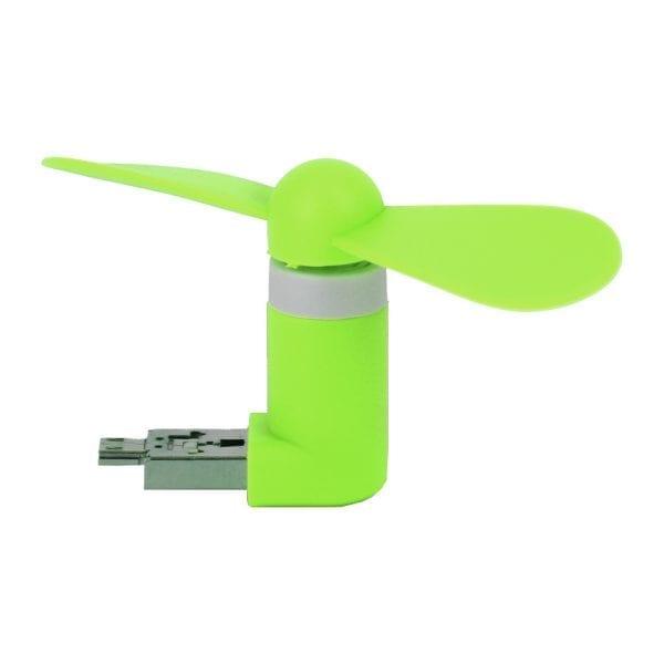 מאוורר מיני USB לסמארטפון