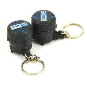 דיסק און קי ממותג בצורת שעון מים - צורני