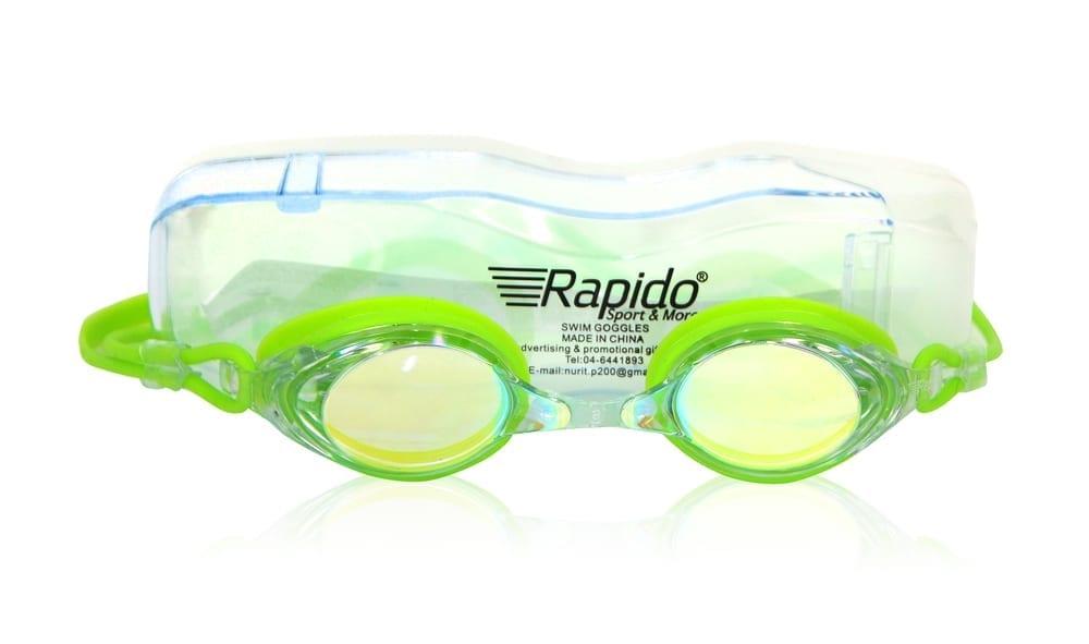 משקפת רפידו לילדים דגם רפידיניו - ירוק