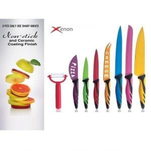 סט סכינים ביתי מותאם