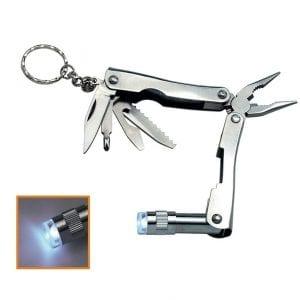 אולר כיס עם מחזיק מפתחות