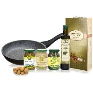 מארז עץ הזית - טעימה טעים ובריא לפסח