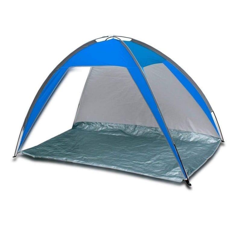 אוהל חוף משפחתי מתקפל