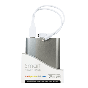 PowerBank - מטען נייד לסמארטפונים